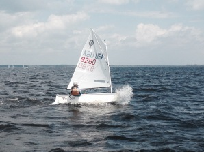 Gulf Coast Green Fleet Champ: Katie