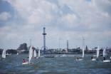 Sailing in Kemah