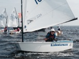 Played the windshifts well and earned a 14 in one of the races!