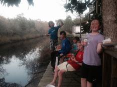 Mississippi Swamp Sailors.